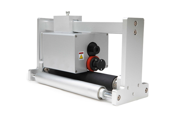 Squid Ink roll coders for product marking and identification