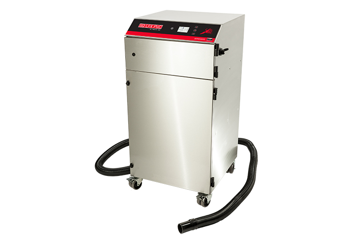The Squid Ink SQ-LFX PVC Laser Fume Extraction System