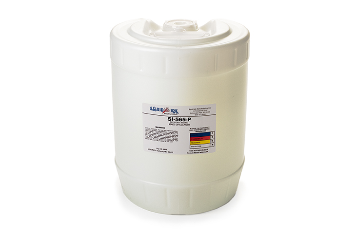 Squid Ink CIJ / Make-Up Replacement Fluids 5 gallon pail for Marsh and Videojet