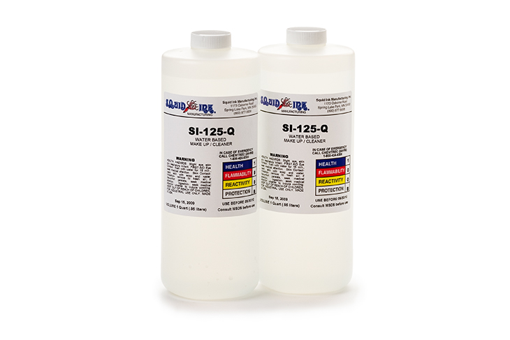 Squid Ink CIJ / Make-Up Replacement Fluids