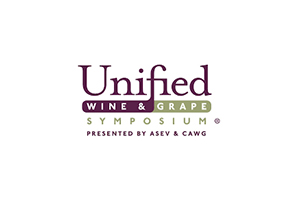 Squid Ink at the Unified Wine & Grape Symposium