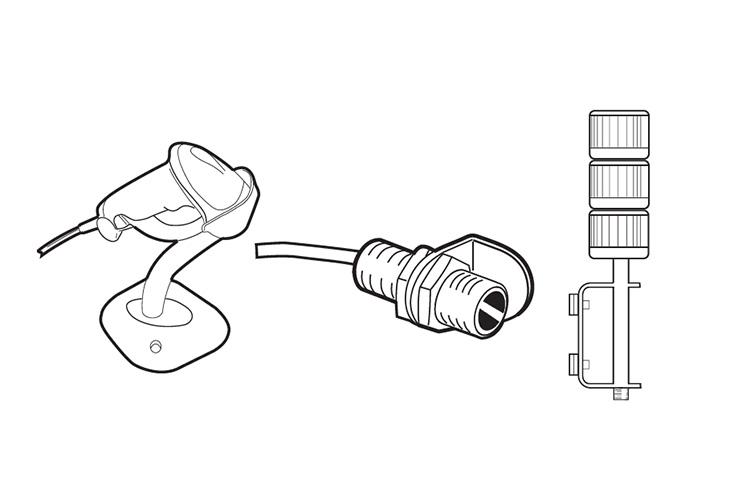 Squid Ink Advantages of Hi-Res Piezo Technology VS Dot Matrix Technology External Devices
