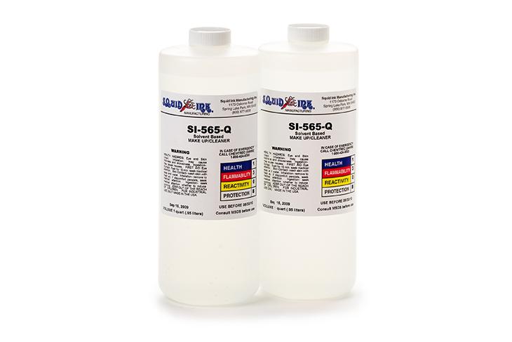 Squid Ink CIJ / Make-Up Replacement Fluids 1-quart bottle for Videojet