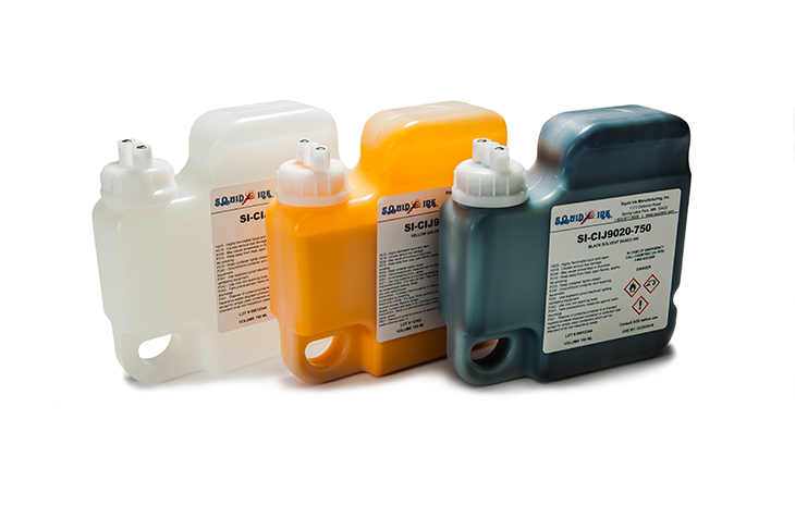 A comprehensive range of MEK, Acetone, or Ethanol-based inks are available for a variety of applications and industries