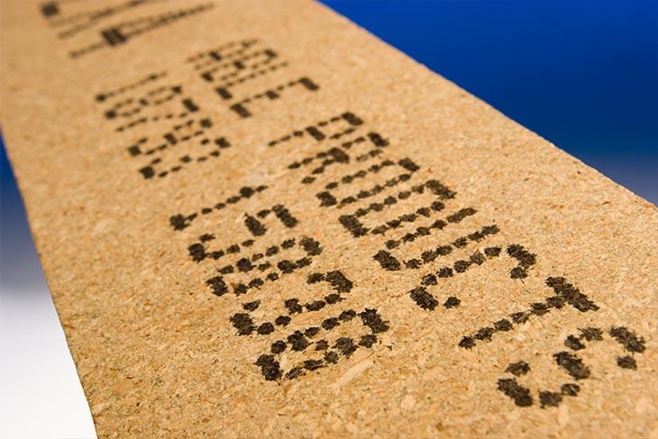 Dot-Matrix DOD Large Character Inkjet Printing