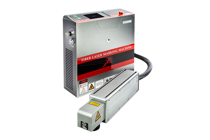 Squid Ink SQ-50F Laser Coding System